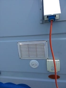 services gas/electric/external lpg filler and B&BQ outlet,