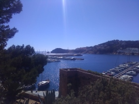 View over Bay