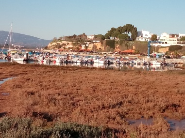 Alvor from the Boardwalks